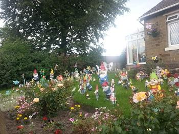 the haworth gnome garden - Gnome Garden
