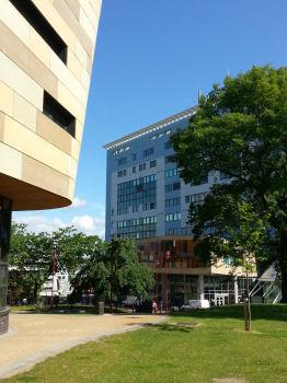 Some Views Of The Bradford University