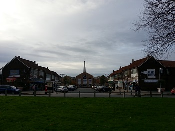Cottingley new town