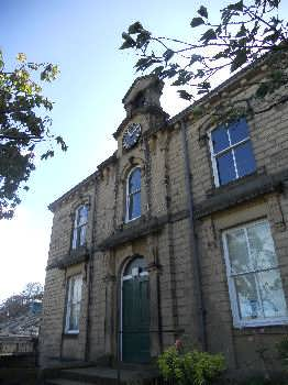 Cottingley Town Hall