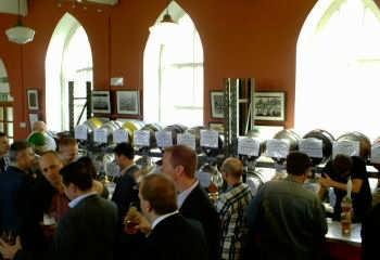 Beer Festival in the Old School Rooms, Haworth