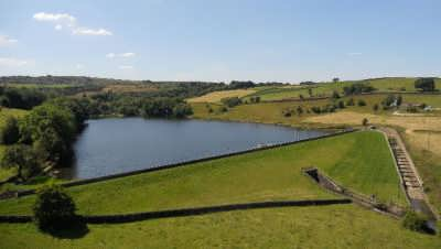 Hewenden Reservoir, near Cullingworth, Bronte Country