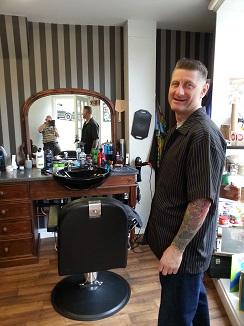 Barbershop Jack : Jacks Barber Shop opens in Hebden Bridge