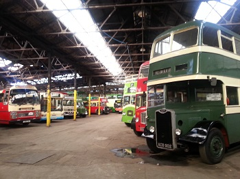 The Keighley Bus Museum