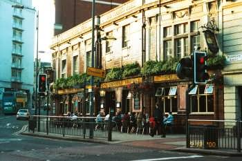 The Scarborough pub, Leeds city centre