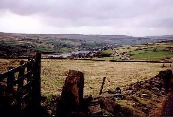 Leeming Wells, Oxenhope, near Haworth, West Yorkshire