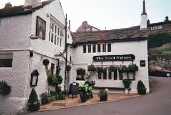 The Lord Nelson, Luddenden