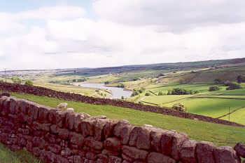 Moors near Haworth, Bronte Country