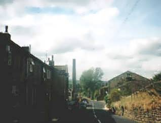 View of Oxenhope