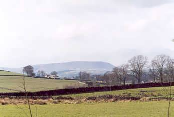 Pendle Hill, Lancashire