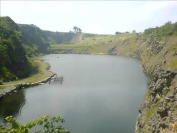 Raygill fisheries for Quarry lakes fishing