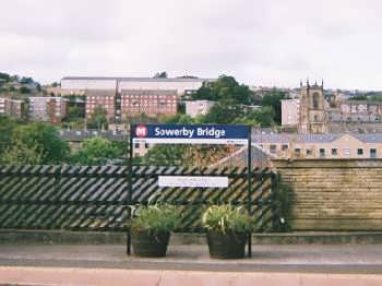 Sowerby Bridge Railway Station