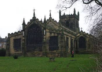 St. Peter's Church, Birstall