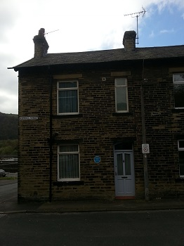 Ted Hughes Birthplace, Mytholmroyd