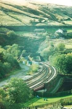 Tunnel End, near Marsden
